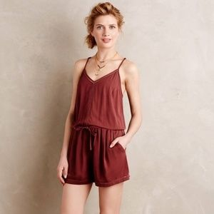 ANTHROPOLOGIE LILKA | Nelisa Romper Boho Pockets